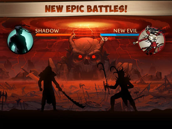 Shadow Fight 2: Best Offline Fighting Game For iPad