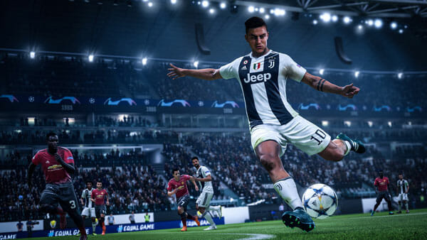 FIFA 2019 – Best Multiplayer Sports Game For PS4
