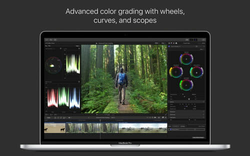Final Cut Pro X Best GoPro Editing Software To Edit Footages On Windows And Mac