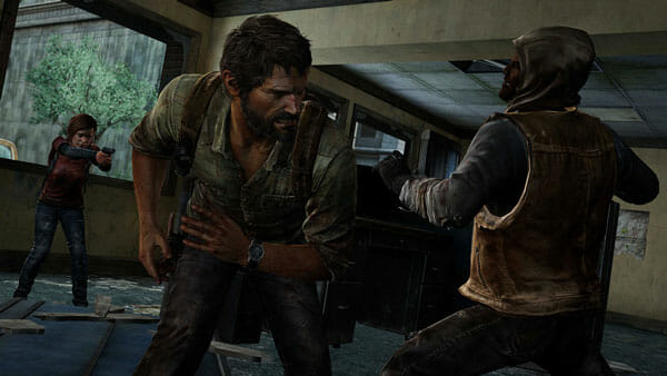 The Last of Us: Remastered – Multiplayer Adventure Game For PS4