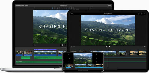 iMovie Best GoPro Editing Software To Edit Footages On Windows And Mac