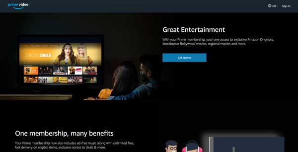Best Sites To Buy Or Rent Movies Online