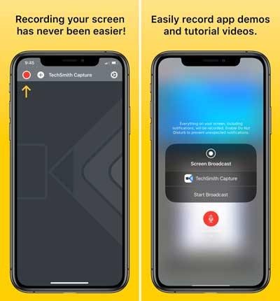 Different Ways To Record iPhone Screen