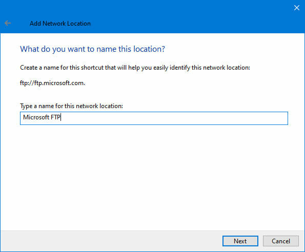 How To Connect FTP On Windows Without Software