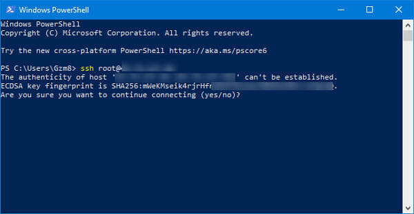 How To Connect SSH On Windows Without Software