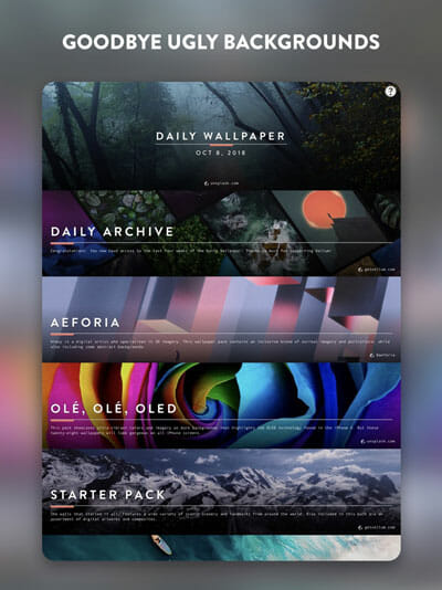 Best Apps And Websites To Download Wallpapers