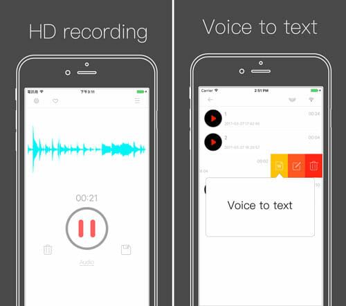 Best Voice Memo And Recorder Apps For iPhone, iPad