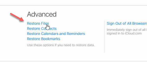 How To Recover Lost Or Deleted Data From iCloud