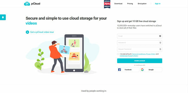 Best Cloud Storage For Multiple Users