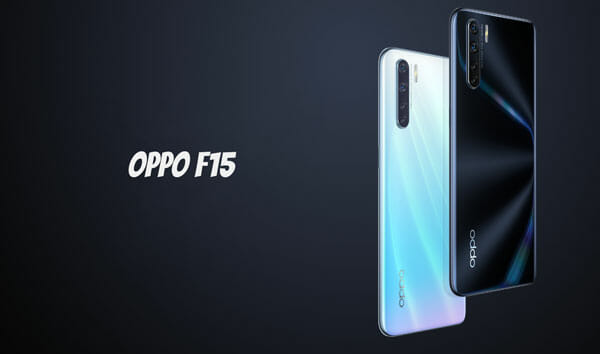 OPPO F15 Features And Specifications