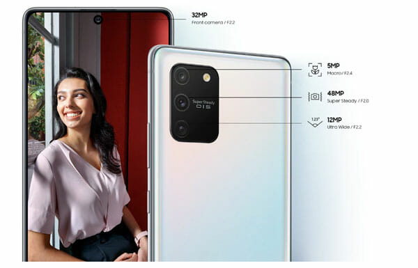 Samsung Galaxy S10 Lite Features And Specifications