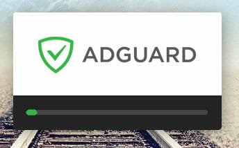 AdGuard is installing