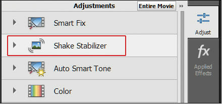 Adobe Premiere Elements Best Ways to Stabilize Shaky Videos
