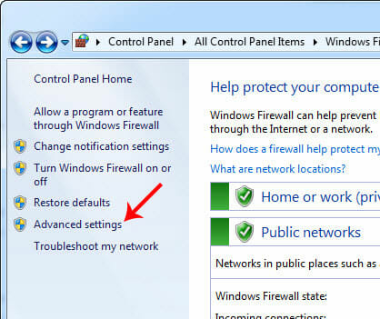 Advanced-Firewall-Settings