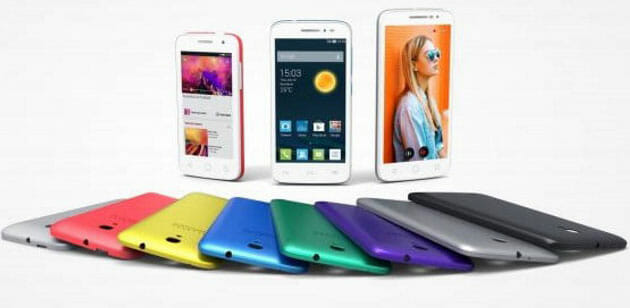 Alcatel to Launch 5 New Android and Windows Smartphone