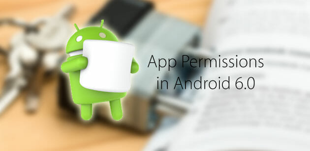 Allow or revoke particular app permission in Android Marshmallow