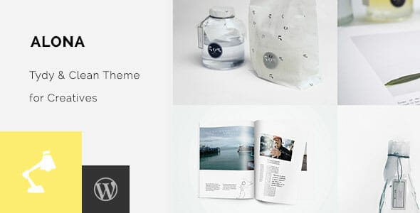 Alona wordpress theme
