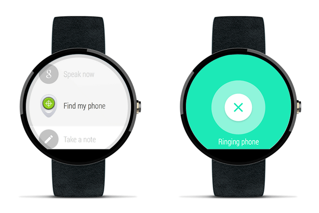 Android Device Manager for Android Wear