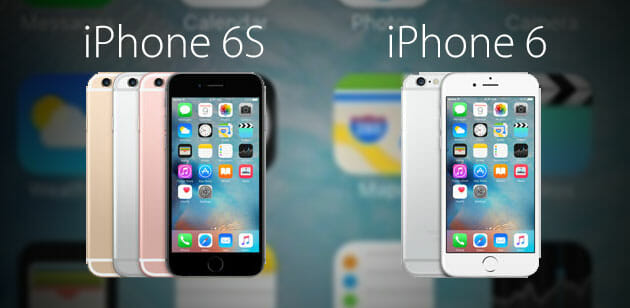 Apple iPhone 6S vs 6 Detailed Comparison with Price