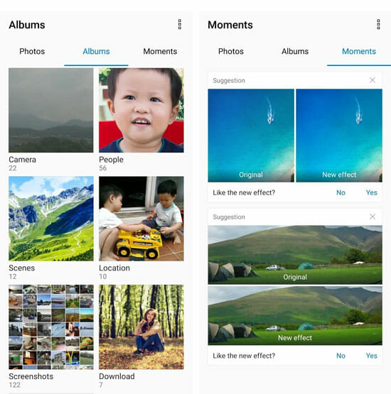 Asus Gallery Best Photo Gallery Apps for Android