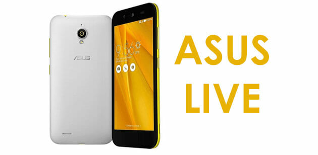 Asus Live: Full Phone Specifications, Features and Review