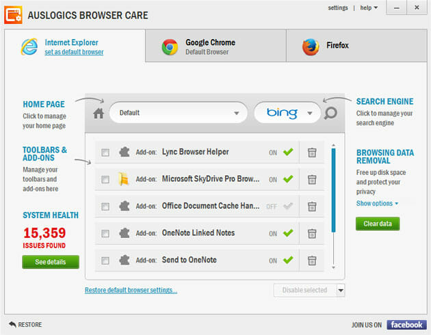 Auslogics-browser-care-internet-explorer-manager