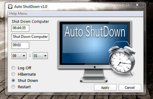 Auto Shutdown Best Ways to Shutdown Windows at Scheduled Time