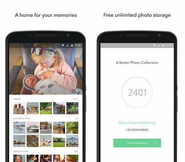 Best Cloud Apps to Backup Images on Android