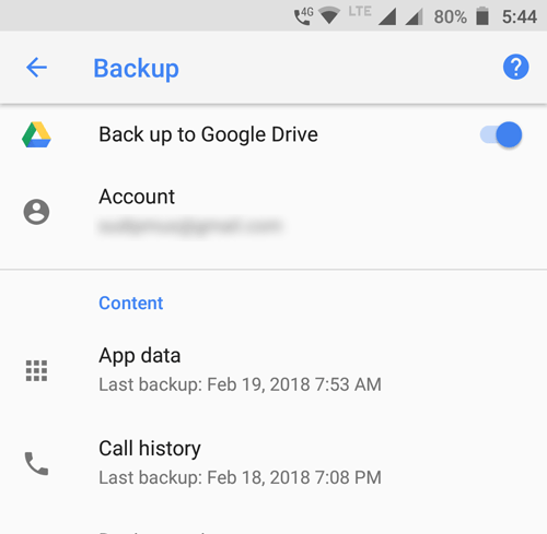 Best Free Android Apps to Backup Data Easily