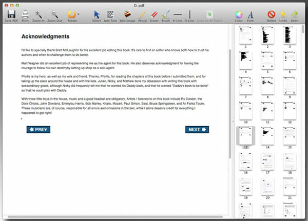 Best Free and Paid PDF Editors for Mac OS X