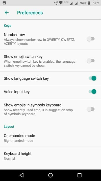 Best Gboard Settings for Android and iOS