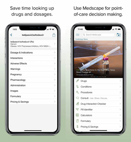 Best Medical Apps for iPhone and iPad