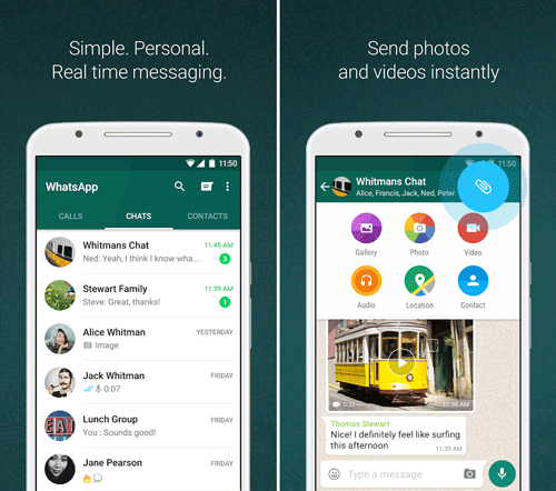 Best Messaging Apps for Android