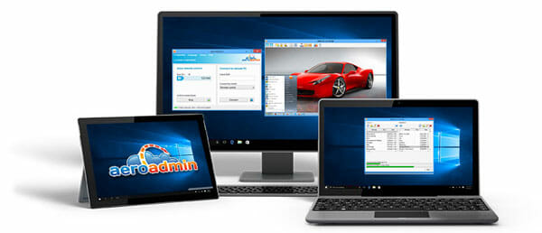 AeroAdmin Best Remote Desktop Software for Windows