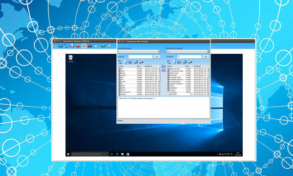 Seecreen Best Remote Desktop Software for Windows