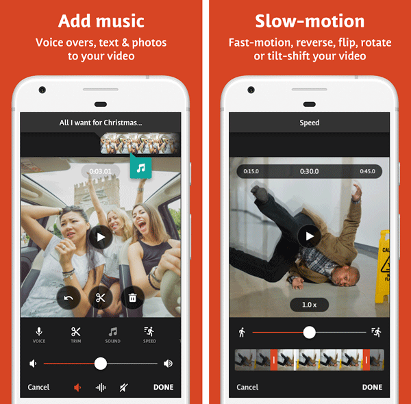 Best Slow-Motion Video Recorder for Android and iOS