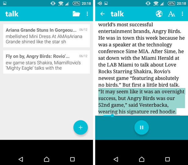 Best Text Reader Apps for Android