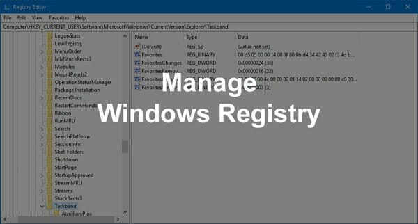Best Tools to Manage and Repair Windows Registry