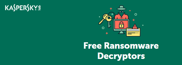 Best ransomware decryption tools for Windows