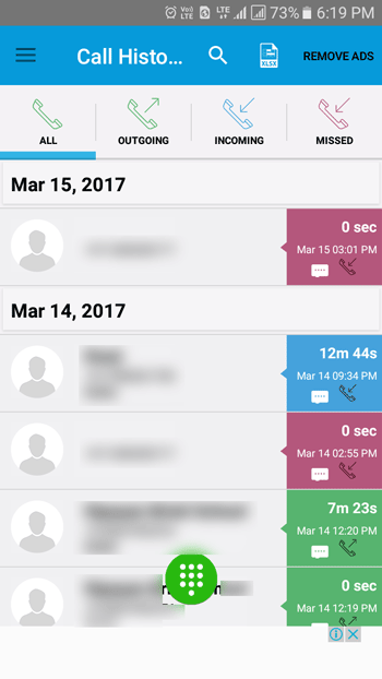 Call History Manager Manage, Backup, Restore Call Logs on Android