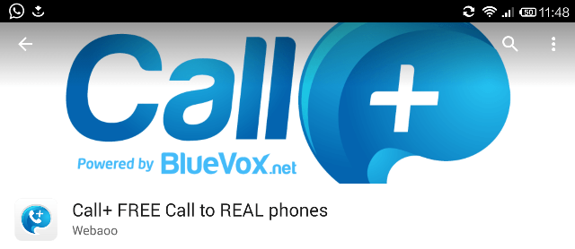 Call+ Installation for Android