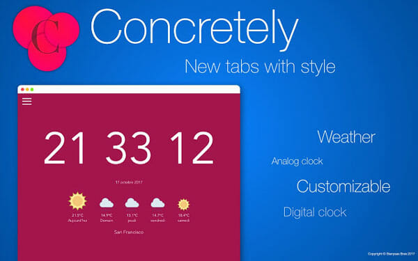 Concretely Best Extensions to Manage New Tab Page in Chrome