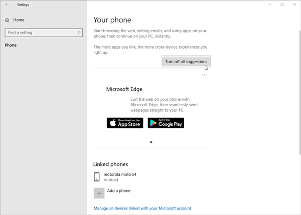 Connect Your Android Mobile to Windows 10 PC