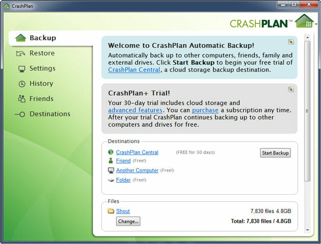 CrashPlan-Start-SCreen