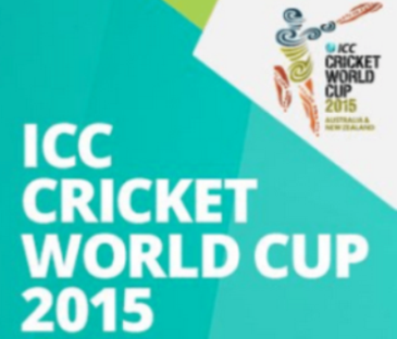 Cricket World Cup 2015 Mobile App by ICC