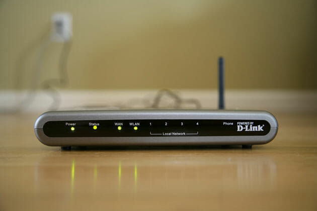 DLink-WiFi-Router