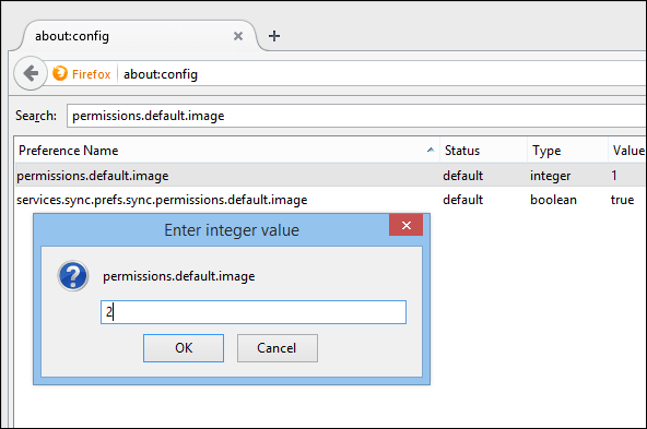 Disable-Image-in-Firefox