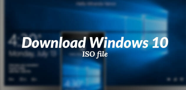 How to Download Official Windows 10 ISO for Free