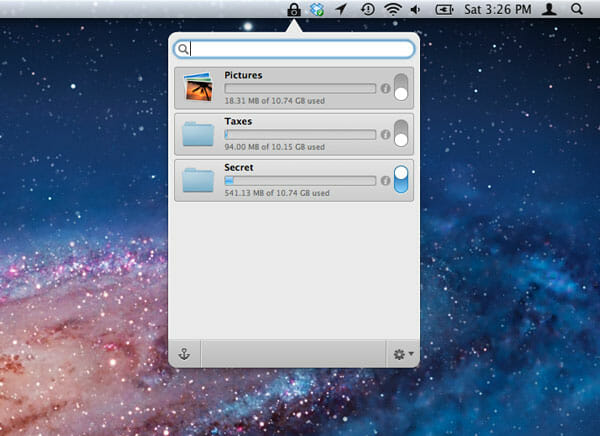 Espionage Best Apps to Password Protect File and Folder on Mac