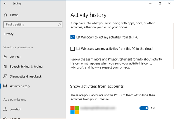 Everything You Need to Know about Windows Timeline